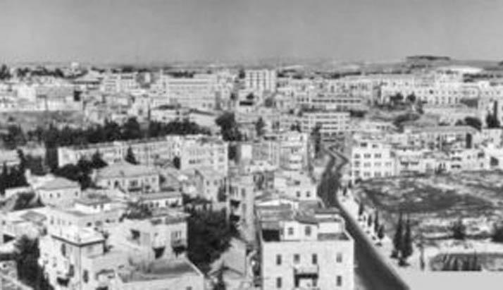 ১৯৬৫ সালের জেরুজালেম শহর