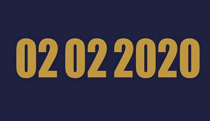 ৯০০ বছর পর 'দ্বিমুখী তারিখ' 02 02 20 20'দেখল বিশ্ব!