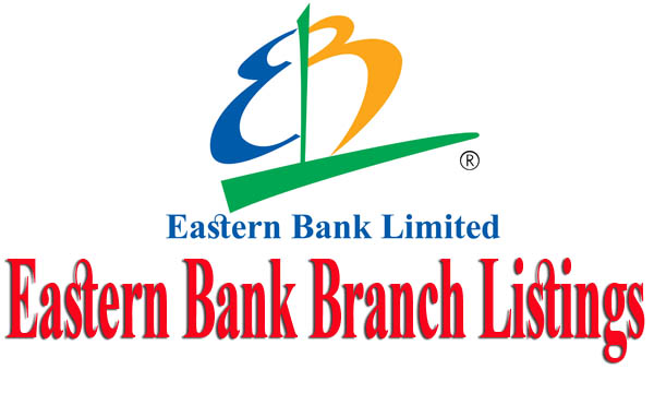 Eastern Bank Branch Listings