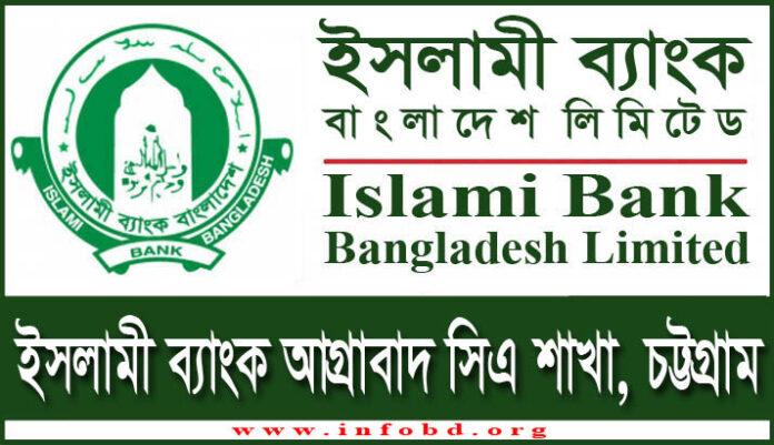 Islami Bank Agrabad CA Branch, Chittagong